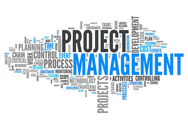 omgivelser av prosjektarbeid
